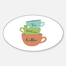 Hot Drinks Decal