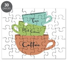 Hot Drinks Puzzle