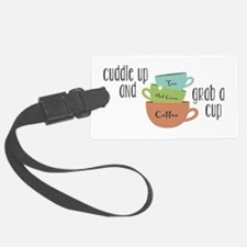 Grab A Cup Luggage Tag