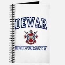 DEWAR University Journal