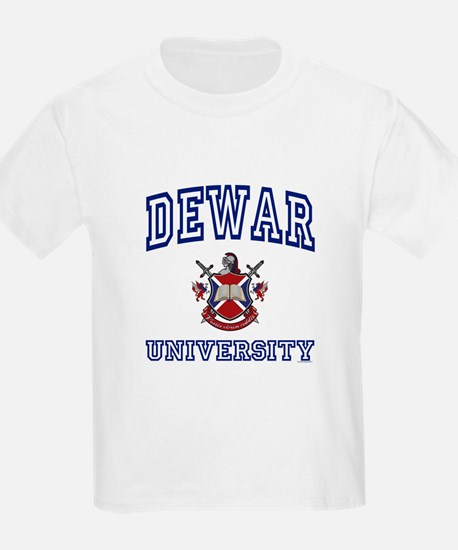 DEWAR University T-Shirt