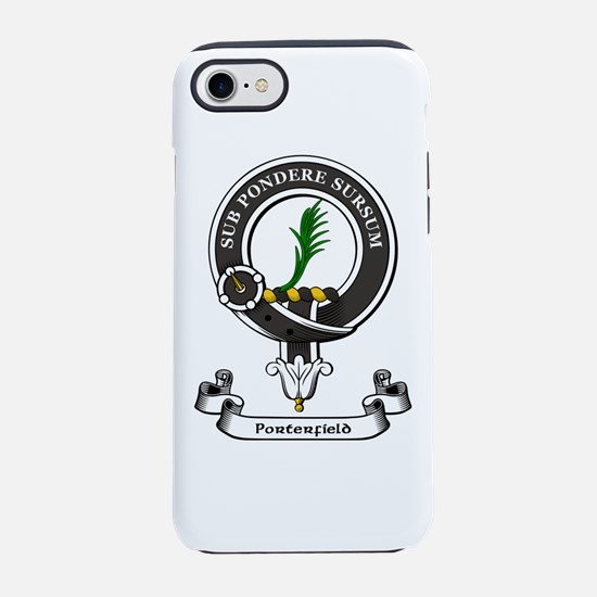 Badge-Porterfield iPhone 7 Tough Case