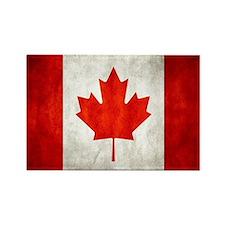 Vintage Canadian Flag Magnets