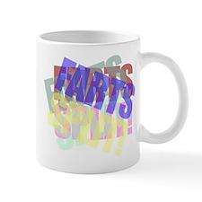 Farts Split Mugs