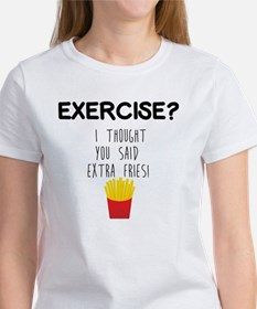 Cute French fries Tee