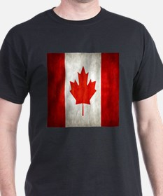 Vintage Canadian Flag T-Shirt