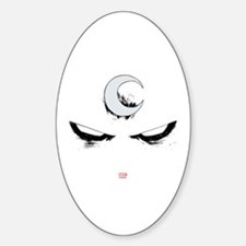 Moon Knight Face Decal