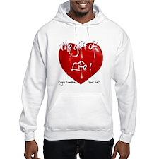Organ Donation Heart #2 Hoodie