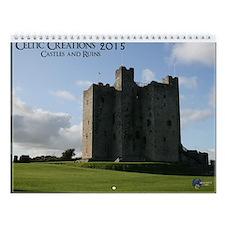 Celtic Creations Wall Calendar