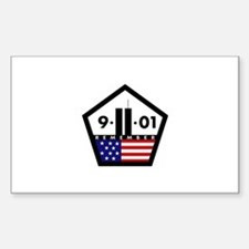 9-11-01 Decal
