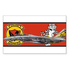VF-302 Stallions Rectangle Decal