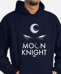Moon Knight Face Tall Hoodie