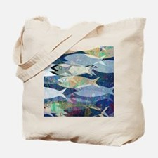 Swimming art Tote Bag