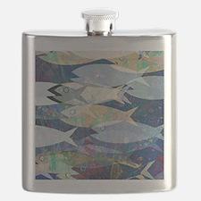 Cute Fish Flask