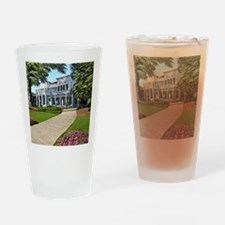 Alpha Gamma Delta -1-UGA Drinking Glass