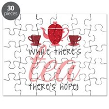 While Theres Tea Puzzle
