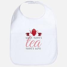 While Theres Tea Bib