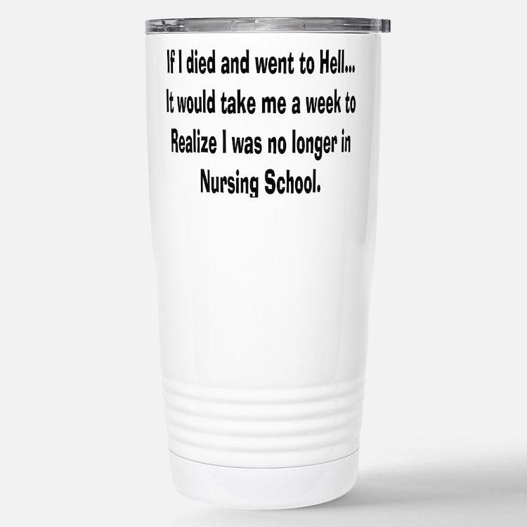 Cute Class 2013 Travel Mug