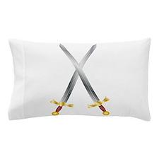 swords Pillow Case