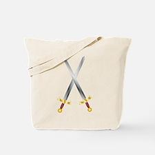 swords Tote Bag