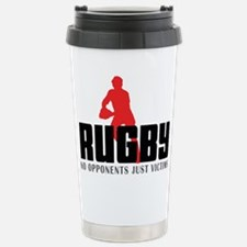 rugby11.png Stainless Steel Travel Mug