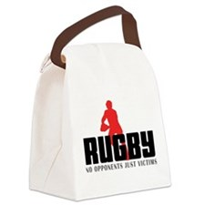 rugby11.png Canvas Lunch Bag
