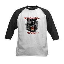 Kyokushin Black Tiger design Baseball Jersey