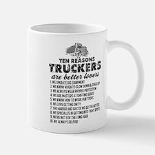 10 Reasons Truckers Better Lovers Mugs