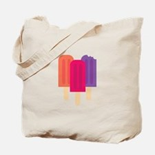 Popsicles Tote Bag