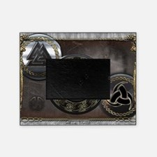Vikings Shields Picture Frame
