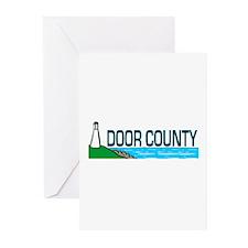Door County Greeting Cards (Pk of 10)