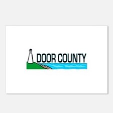 Door County Postcards (Package of 8)