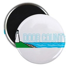 Door County, Wisconsin Magnet
