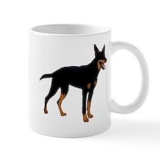 Australian Kelpie Dog Mug