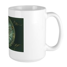 Art Metalwork Celtic Trisquel Mug