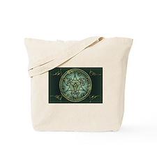 Art Metalwork Celtic Trisquel Tote Bag