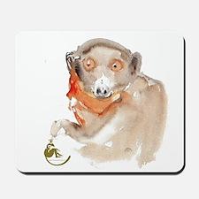 Lemur Conservation Foundation Lemur Mousepad