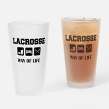 lacross34.png Drinking Glass