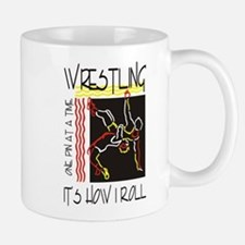 wrestling27light Mugs