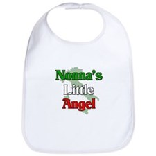 Nonna's Little Angel Bib