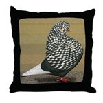 Teager Flight Throw Pillow