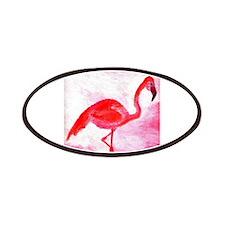 Flamingo Patches