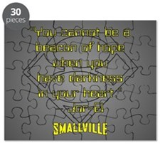 SMALLVILLE BEACON OF HOPE Puzzle