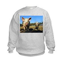 pigs2 Sweatshirt