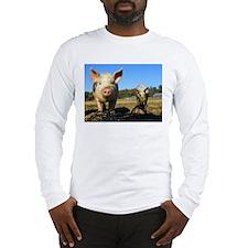 pigs2 Long Sleeve T-Shirt