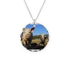 pigs2 Necklace
