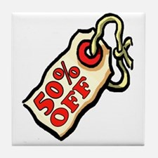 50% OFF Tile Coaster