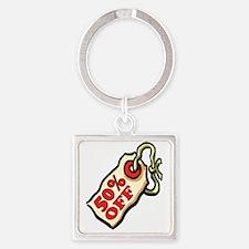 50% OFF Keychains