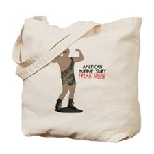 Strongman Tote Bag