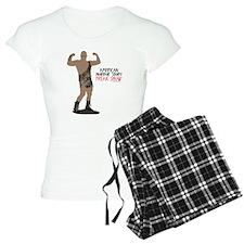 Strongman Pajamas